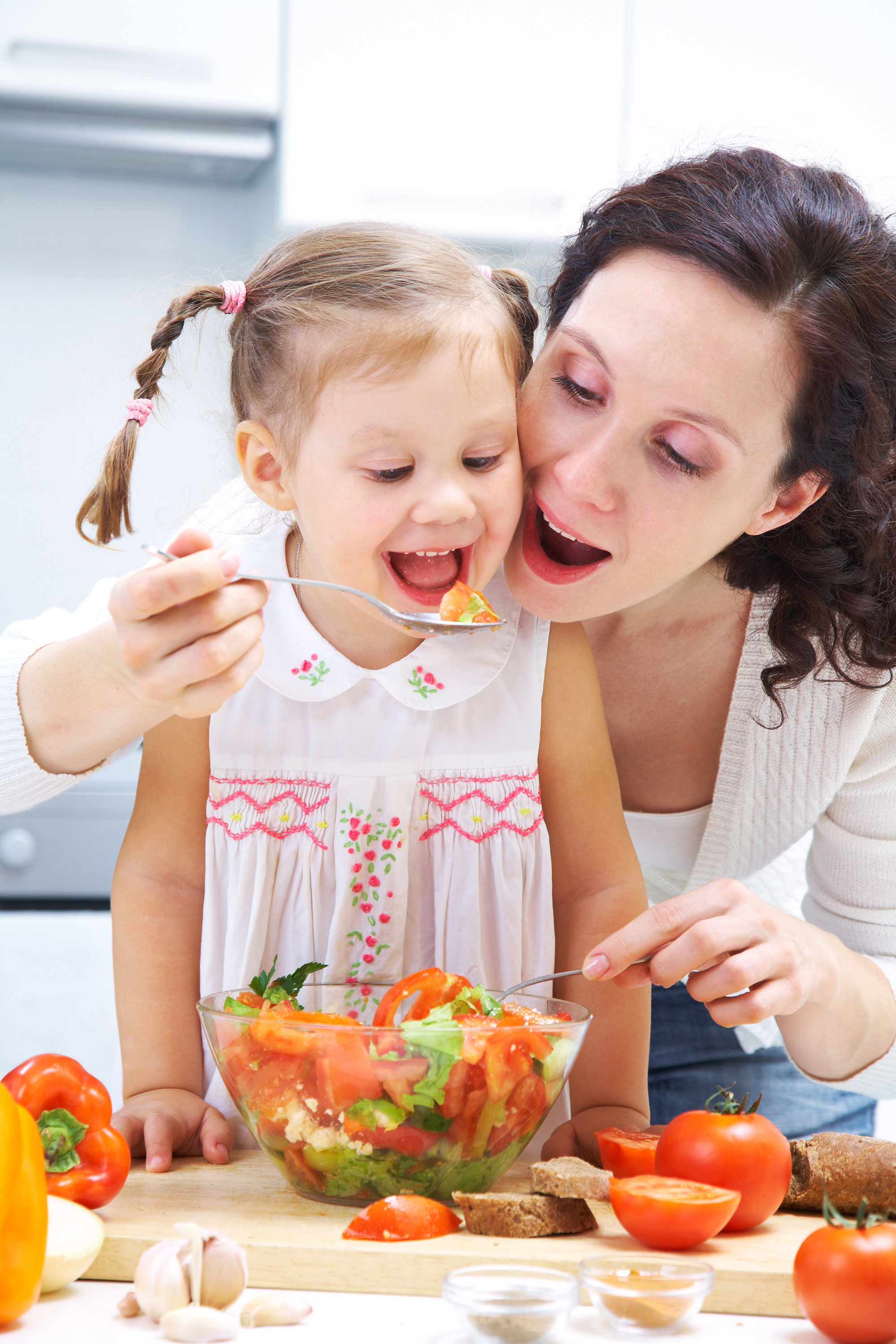 How To Get Your Child To Eat Healthy | ABC Learning Center