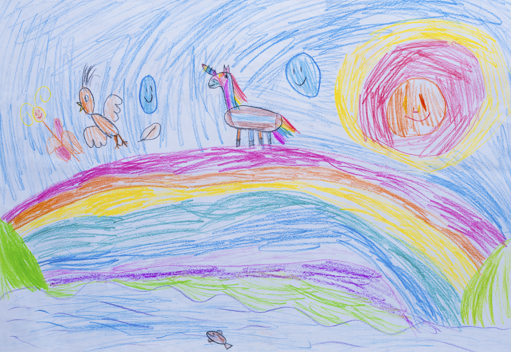The Psychology Of Childrens Artwork