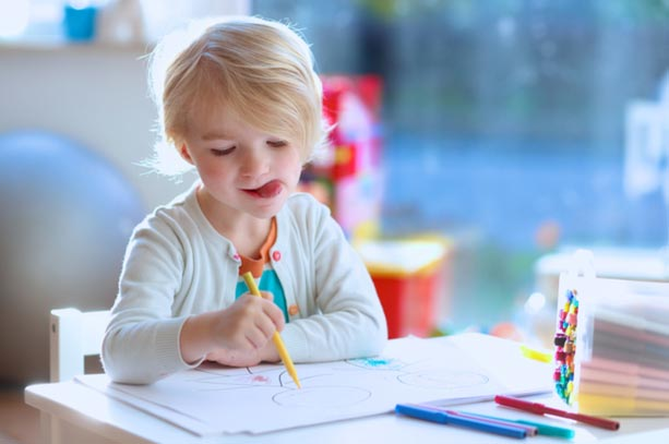 9 Super Strange Things Smart Preschoolers Do All Of The Time